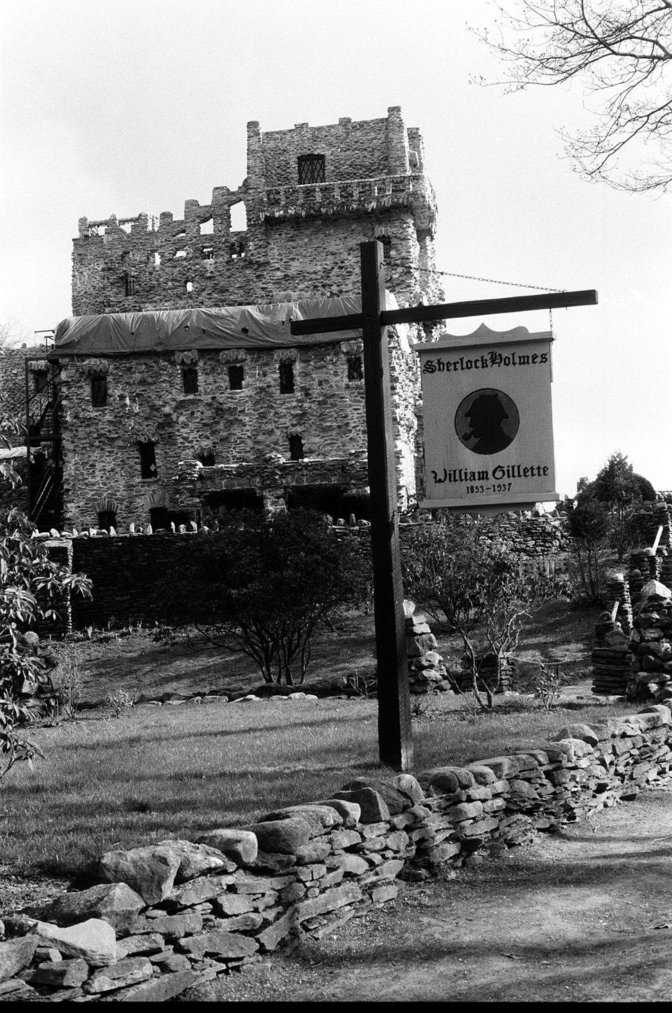 Castle Front 1