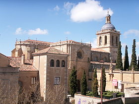 Image illustrative de l'article Cathédrale de Ciudad Rodrigo