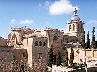 Ciudad Rodrigo - The Cathedral of Ciudad Rodrigo, was built between the 12th and 14th centuries.