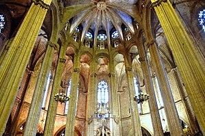 Catedral de Barcelona - Interior2