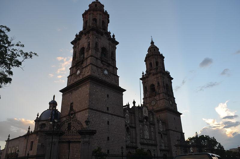 File:Catedral de Morelia Michoacán.JPG