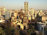 Córdoba, 2ª maior cidade argentina