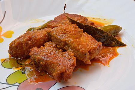 Catfish Curry - Barrackpore - North 24 Parganas 2015-05-24 1187.JPG