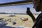 Cathay Pacific inaugural flight to Hong Kong (40982206252).jpg