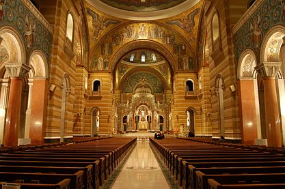 Cathedral Basilica Of Saint Louis St Louis Wikipedia