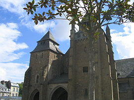 Saint-Brieuc Cathedral