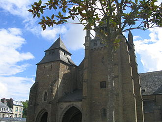 Saint-Brieuc - Saint-Brieuc Cathedral