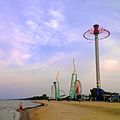 Cedar Point beach view 2013.jpg