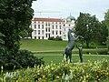 Celle. Schlosspark und Schloss. - geo-en.hlipp.de - 12804.jpg