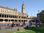 Central station Eddy Avenue bus stands 20180408.jpg