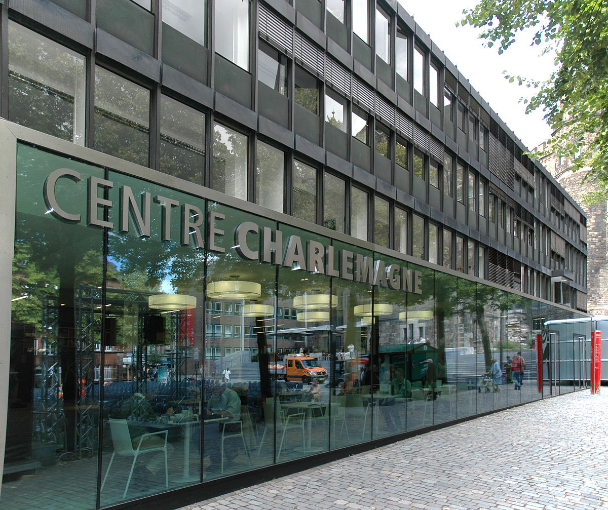 Centre charlemagne wikipedia for Depot aachen
