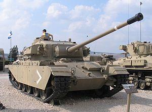 Centurion-MkV-latrun-1