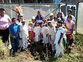Ceremonia azteca de bienvenida a la primavera en Ayahualulco, Veracruz, México. 41.jpg