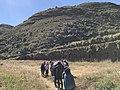 Cerros en el camino en Incallajta.jpg