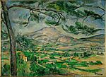 Cezanne - Mont Sainte-Victoire, Courtauld.jpg