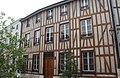 Châlons-en-Champagne, house 16 Rue de Chastillon.JPG