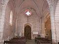 Chalagnac église nef sud.JPG