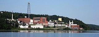 Chalk River Laboratories Nuclear research facility located near Chalk River, Canada