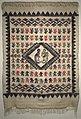 Chamarro (blanket) from Guatemala, K'iche' Mayan, Honolulu Museum of Art 4835.1.JPG