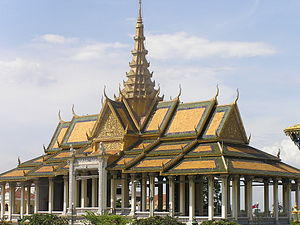 Khmer architecture - Khmer style architecture.