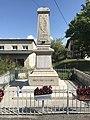 Charchilla (Jura, France) en juillet 2018 - monument aux morts - 2.JPG