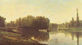 Musée des Beaux-Arts de Bordeaux - Image: Charles François Daubigny 008
