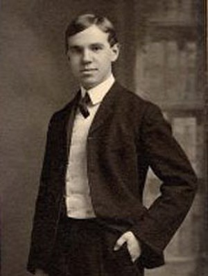 Charles Tomlinson Griffes - Charles Griffes at the beginning of the twentieth century