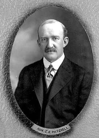 Charles Richmond Mitchell - Image: Charles Richmond Mitchell