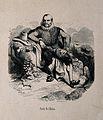 Charles de l'Écluse or Carolus Clusius (1526 – 1609) Wellcome V0003458.jpg