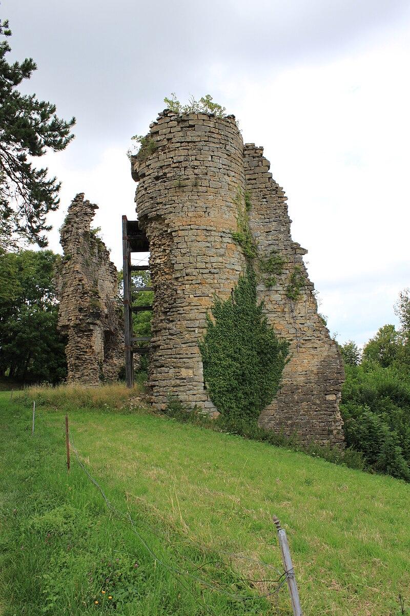 Chateau-Chalon - Donjon médiéval 3.JPG