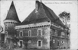Chateau Épinay in Blandin