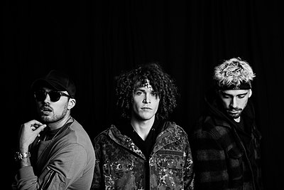 Picture of a band or musician: Cheat Codes