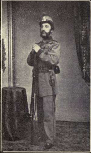 Halifax Volunteer Battalion - Chebucto Grays, Full Dress Uniform