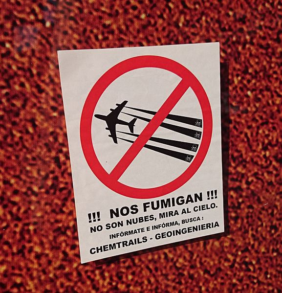 File:Chemtrail sticker in Spanish.jpg