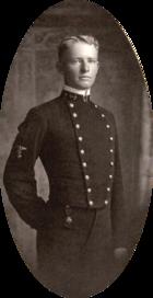 Chester W Nimitz by Buffham, c1905