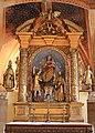 Chiesa di San Giorgio a Serso - Interno (altare maggiore).jpg