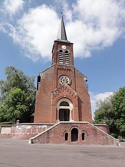 Chigny (Aisne) église extérieur (01).JPG