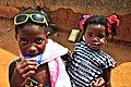 Children at Ghana health event (7250656922).jpg