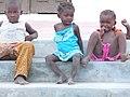 Children on steps (5686665083).jpg
