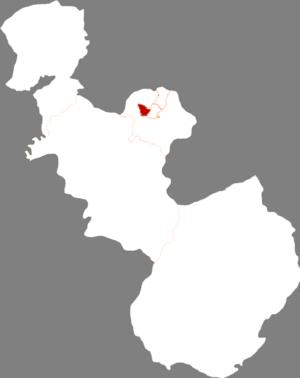 Tiexi District, Anshan