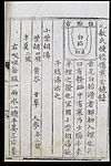 Chinese tongue diagnosis diagram; 'White-coated tongue' Wellcome L0039587.jpg