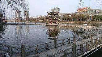 Chongchuan District - Image: Chongchuan, Nantong, Jiangsu, China panoramio (31)