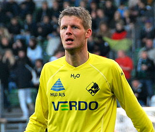 Chris Sørensen Danish professional football player, born 1977