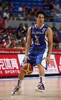 Chris Tiu Filipino basketball player