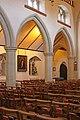 Christ Church, Gravesend Kent - North arcade - geograph.org.uk - 886186.jpg