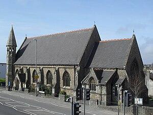 Christ Church, Ore - Image: Christ Church, Ore, Hastings (Io E Code 294029)