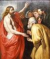 Christ giving the Keys of Heaven to St. Peter by Peter Paul Rubens - Gemäldegalerie - Berlin - Germany 2017.jpg