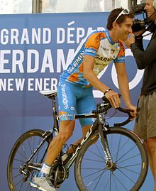 Christian Vande Velde Tour 2010 team presentation.jpg