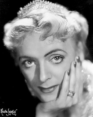 Christine Jorgensen - Jorgensen in 1954