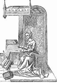 Christine de Pisan, c. 1405